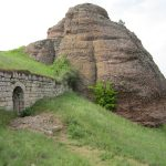 Outer wall of Belogradchik Fortress.